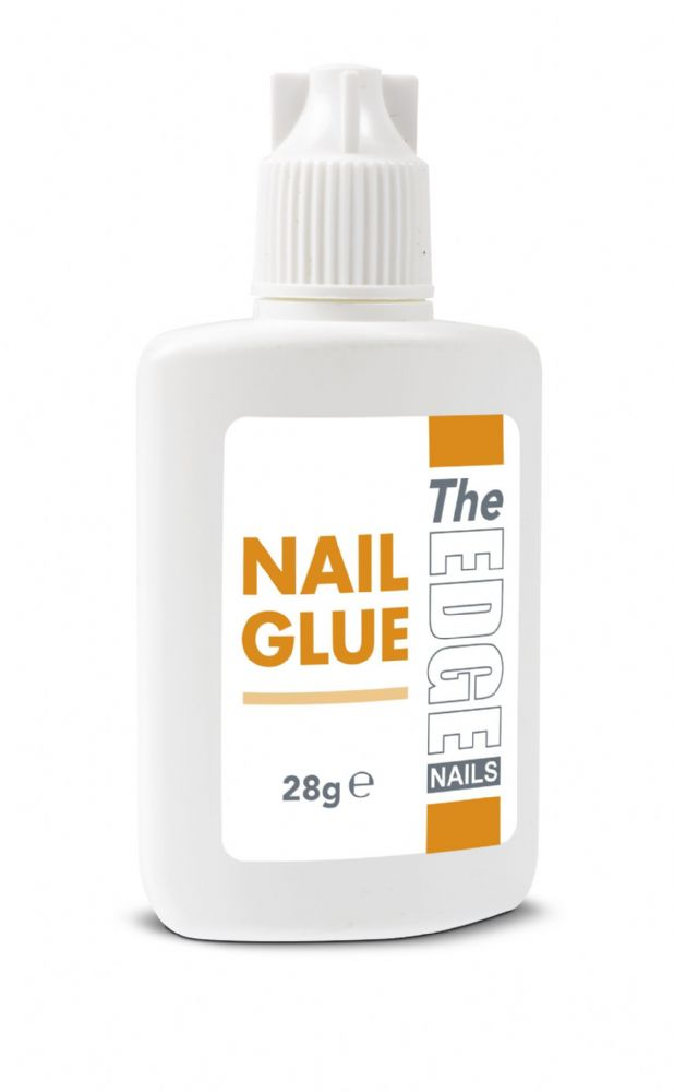 The Edge Nail Tip Adhesive Glue Resin 28g
